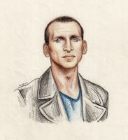 The Ninth Doctor by MoShmoe