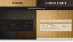 Biblio for Windows 8.1 by Takara777