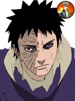 Manga 599 Obito! by KorayNaruto