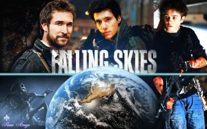 Falling Skies by Reme-Arroyo