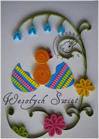 Quilling - card 59 by Eti-chan