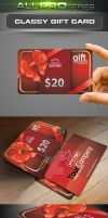 Classy Gift Card by ravirajcoomar
