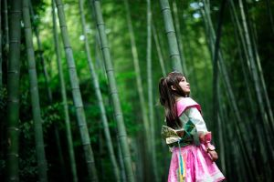 Samurai Warriors 3 Lady Oichi -14 by MissAnsa