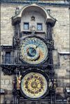 Astronomical Clock by Esse-light