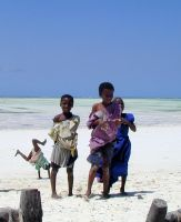 Childrens from Zanzibar - 1 by pixit