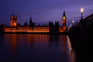 Palace of Westminster by abhenna