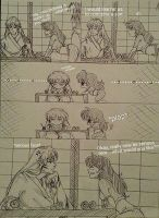 What Would You Like? - SessKag Fan Comic by WhiteRiceLover