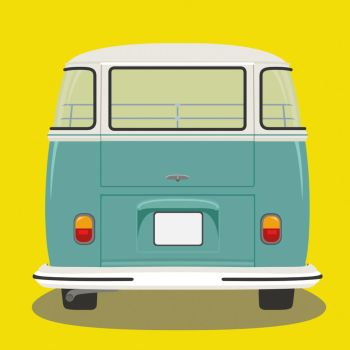 VW BUS T1 by himaen