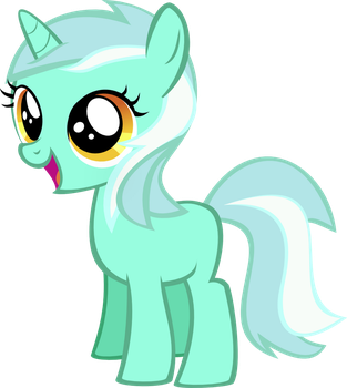 Filly Lyra by Pegasus-Drake