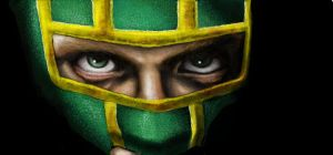 Kick-Ass by AIM-art