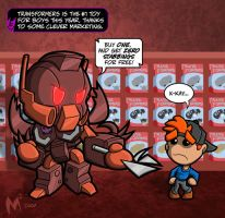 Lil Formers - Toy Sales by MattMoylan