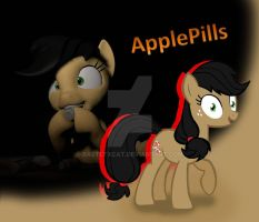 ApplePills by BastetXCat