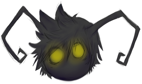 Heartless Roxas ID [ Request ] by kim102