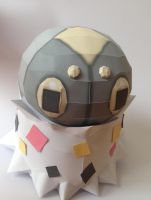 Spewa Papercraft by giden445