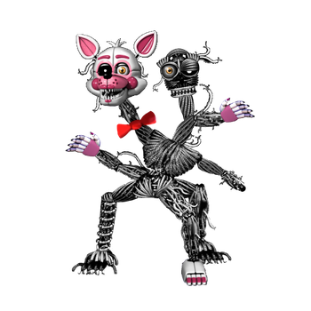 :Edit:Funtime Mangle by PeachBawn