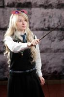 Luna Lovegood by Verdaera