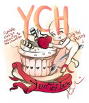 YCH 3- yomm, Cupcake! [CLOSED] by Complicada