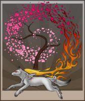 Amaterasu by thunder-hart