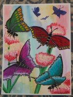 Butterfly Jungle by Lady-KL