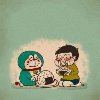 Doraemon by iw-ix