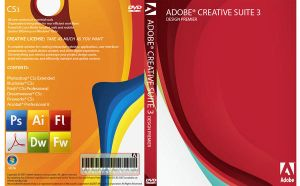 ADOBE CREATIVE SUITE 3 by art-e-fact