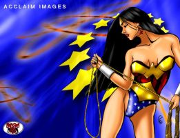 FNARD's WONDER WOMAN by DeadDog2007