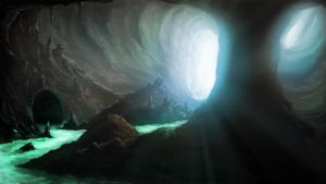 Concept Cave V3 by Donkeywong
