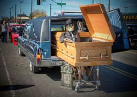 Cadillac Hearse by StallionDesigns