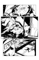 Talos page 5 Inks by DanGlasl