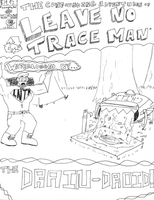 Leave No Trace Man   No. 1 by Bleu-Ninja