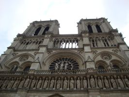 Notre Dame Stock by Cats-go-moo-always