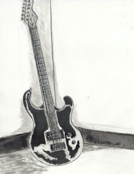 Guitar by LuisPerez-Banus