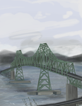 WIP - Astoria Bridge by stuckart