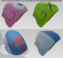 Beanie Hats by SEspider