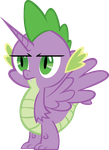 Princess Spike by MrBarthalamul