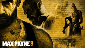 Max Payne 3 - Wallpaper by mattsimmo