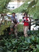 Anime LA 8 Uncharted Photoshoot 5 by StormWolf92
