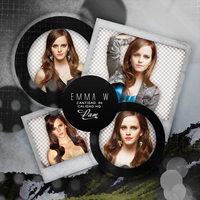 Pack png 202 // Emma Watson. by ExoticPngs