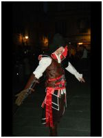 Ezio Auditore Cosplay 10 by darksidecry