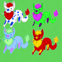 Adoptables for trade by minecraftfox