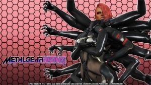 Metal Gear Rising - Mistral Wallpaper by PokeTheCactus