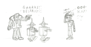 QUARKS. DESTORY. by Kenzoe64