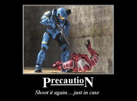 Precaution by lepricaun