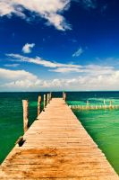 A Pier To Heaven by steverobles