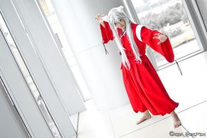 InuYasha: Try Me by JoviClaire