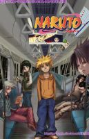 Naruto group poster by meomeoow