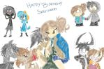 Happy Birthday Pace by superfan001