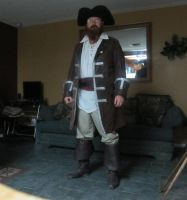 Pirate Coat by Craftsman107