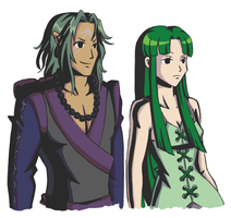 Shiso and Leira GT style by Atey