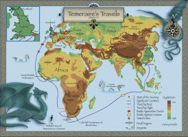 Temeraire's Travels by PurpleMerkle